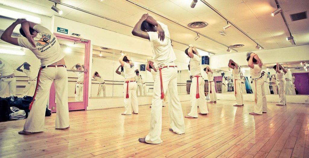 Capoeira Paris Adultes