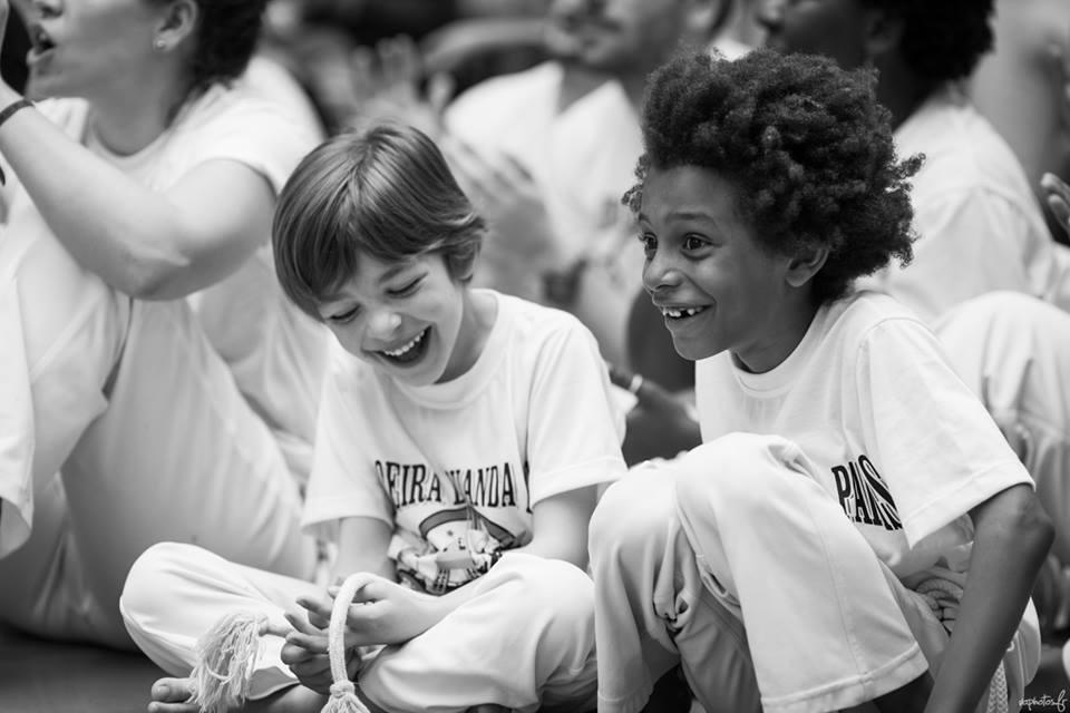 Bienfaits Capoeira enfants