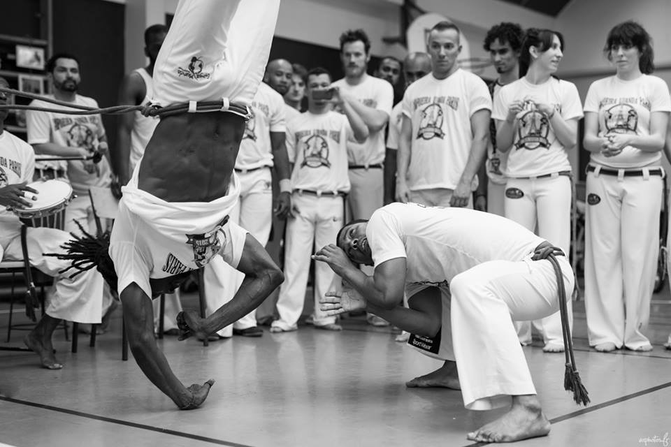 Capoeira Paris 2019