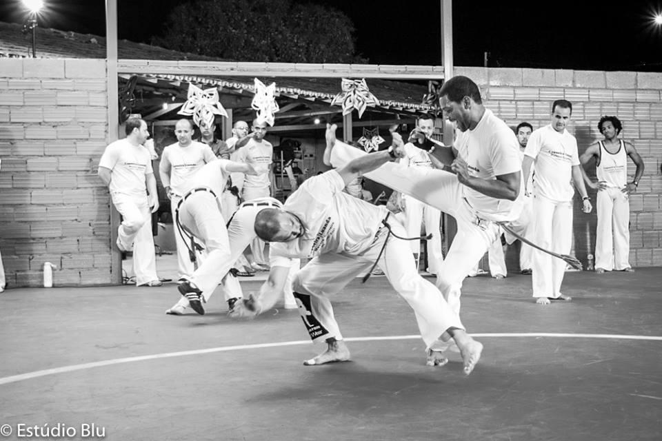 Capoeira Pairs 1