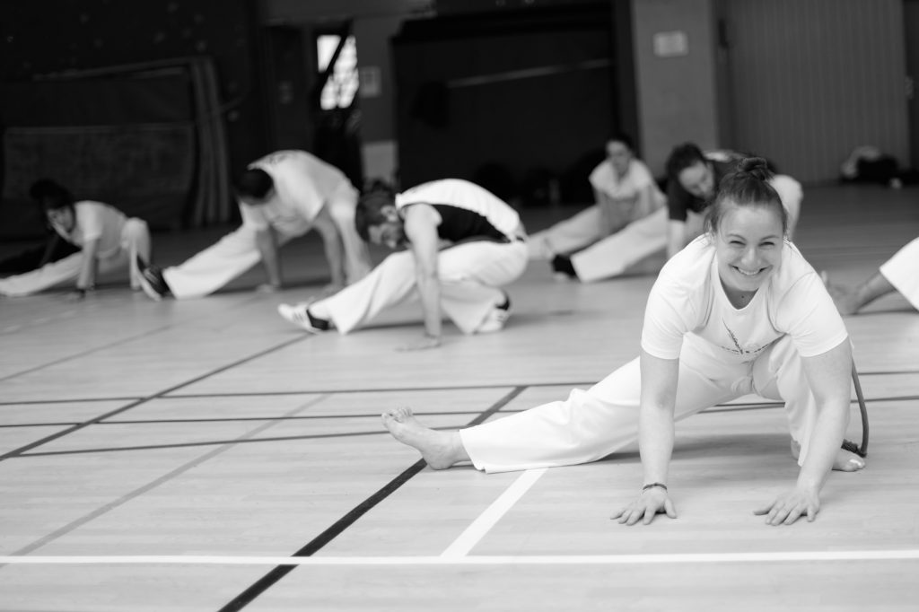 Capoeira Paris bienfaits