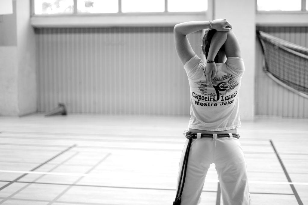 Capoeira Paris débutant