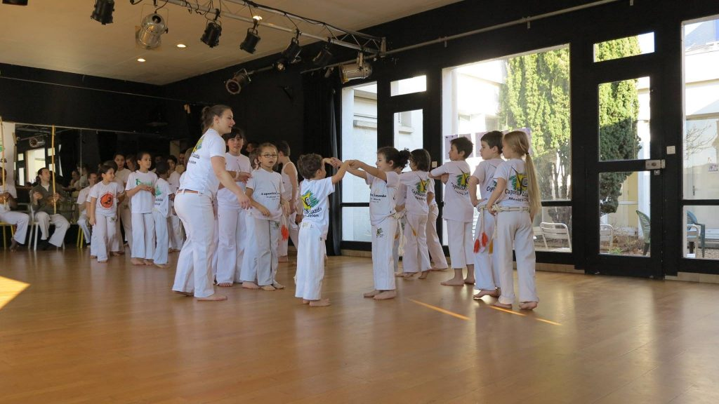 Cours capoeira Val d'Oise
