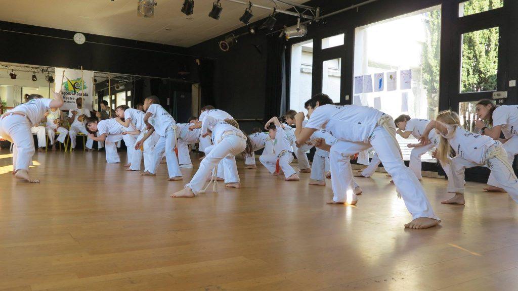 Cours Capoeira Soisy