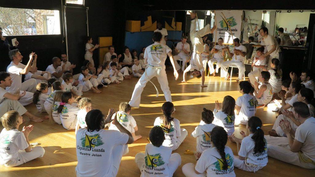 Capoeira Val d'Oise Enfants