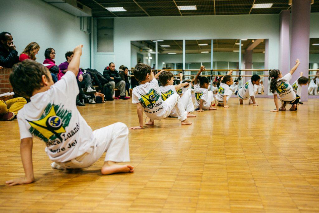 Capoeira enfant paris 19