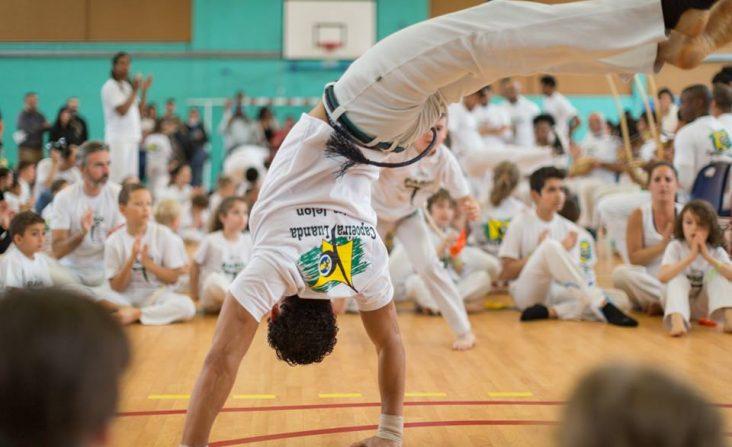 Cours Capoeira Paris 1er
