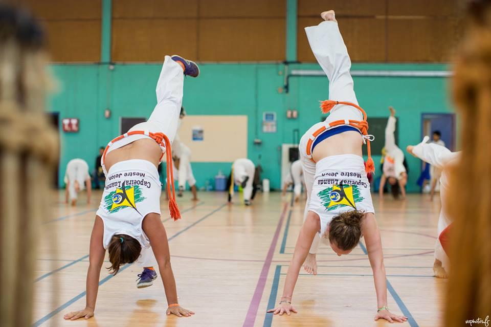 Cours capoeira Ermont