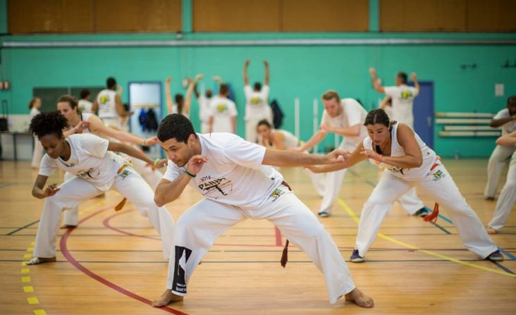 Cours Capoeira Paris Adultes