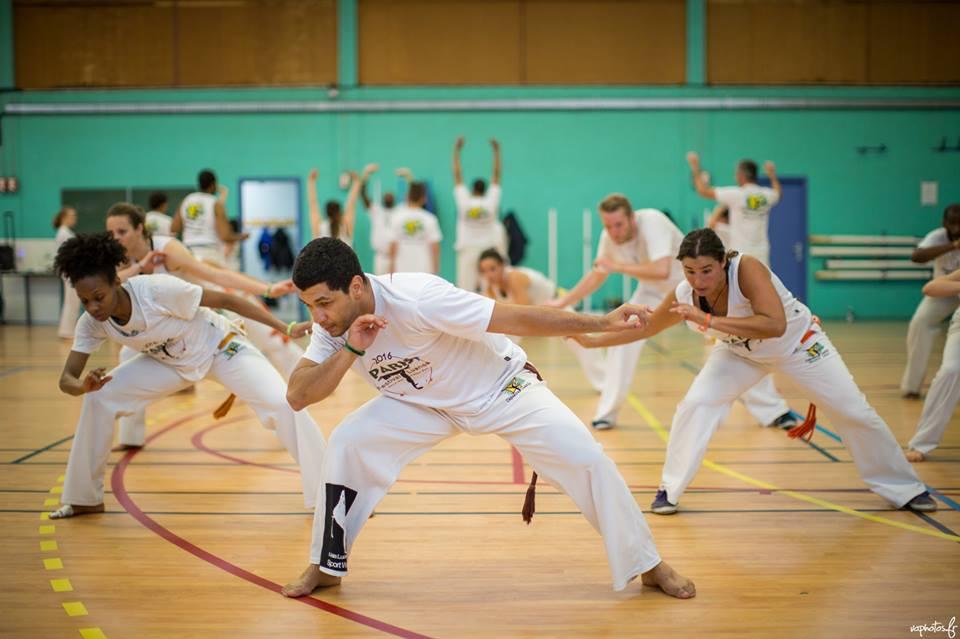 Cours Capoeira Paris Adultes