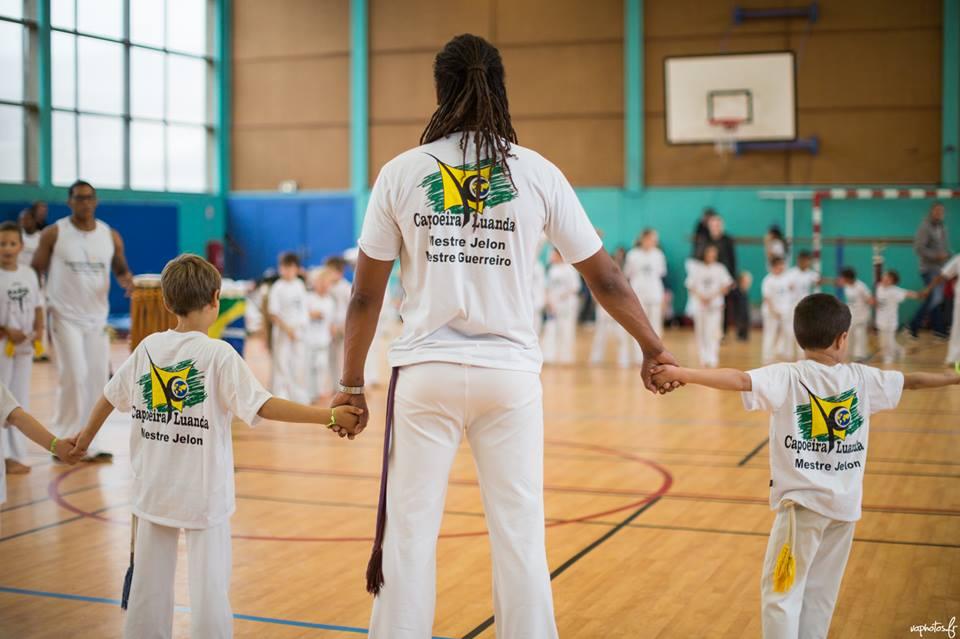 Capoeira Ermont pour enfants et adultes