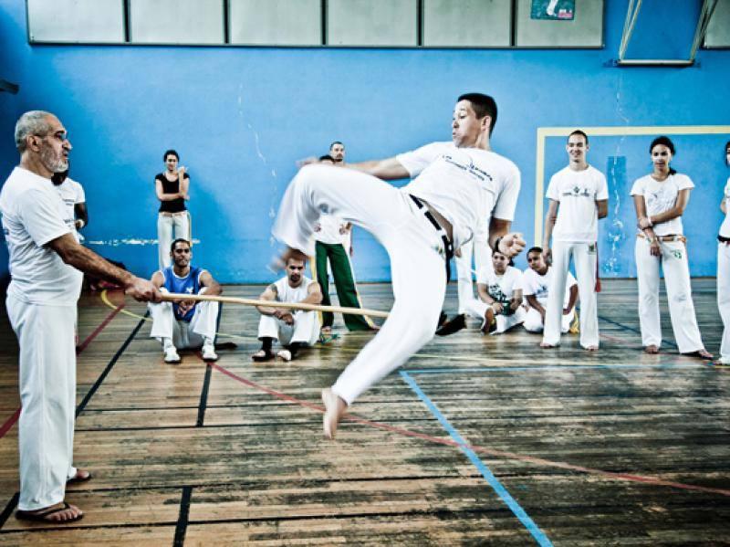 Capoeira Ermont 95