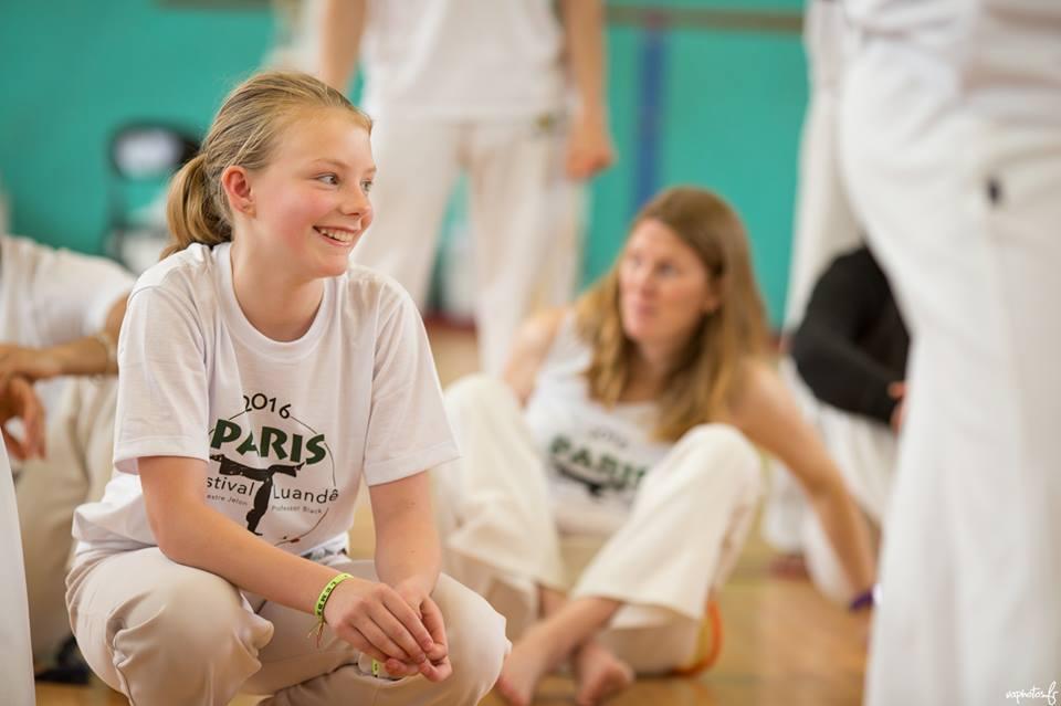 Cours capoeira Paris Soisy