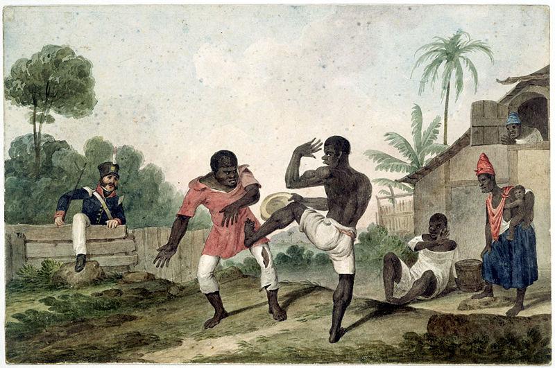 Histoire Capoeira