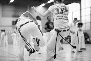 Techniques de capoeira Paris