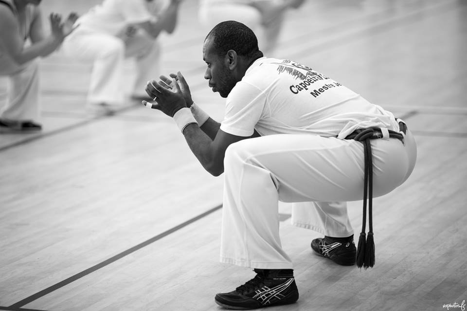 Capoeira Paris Sport