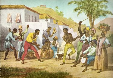 Histoire de la capoeira
