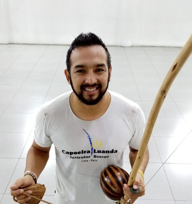 Professeur Boxceu Ecole Capoeira Luanda