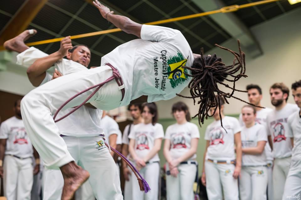 Cours de Capoeira Paris 11