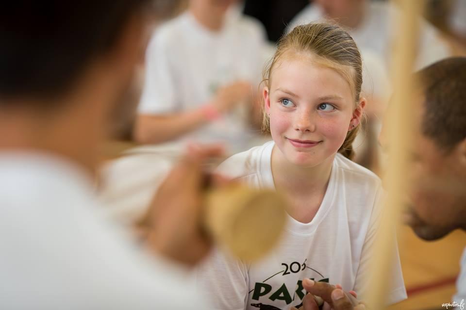 Enfants Capoeira Paris 11