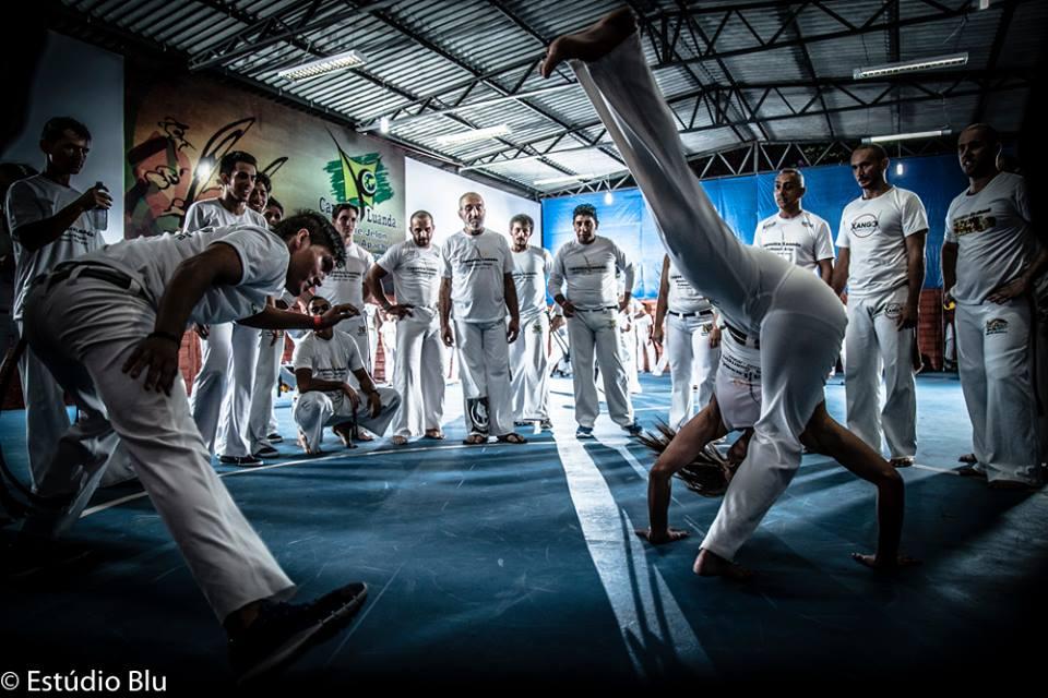 Cours de capoeira crous