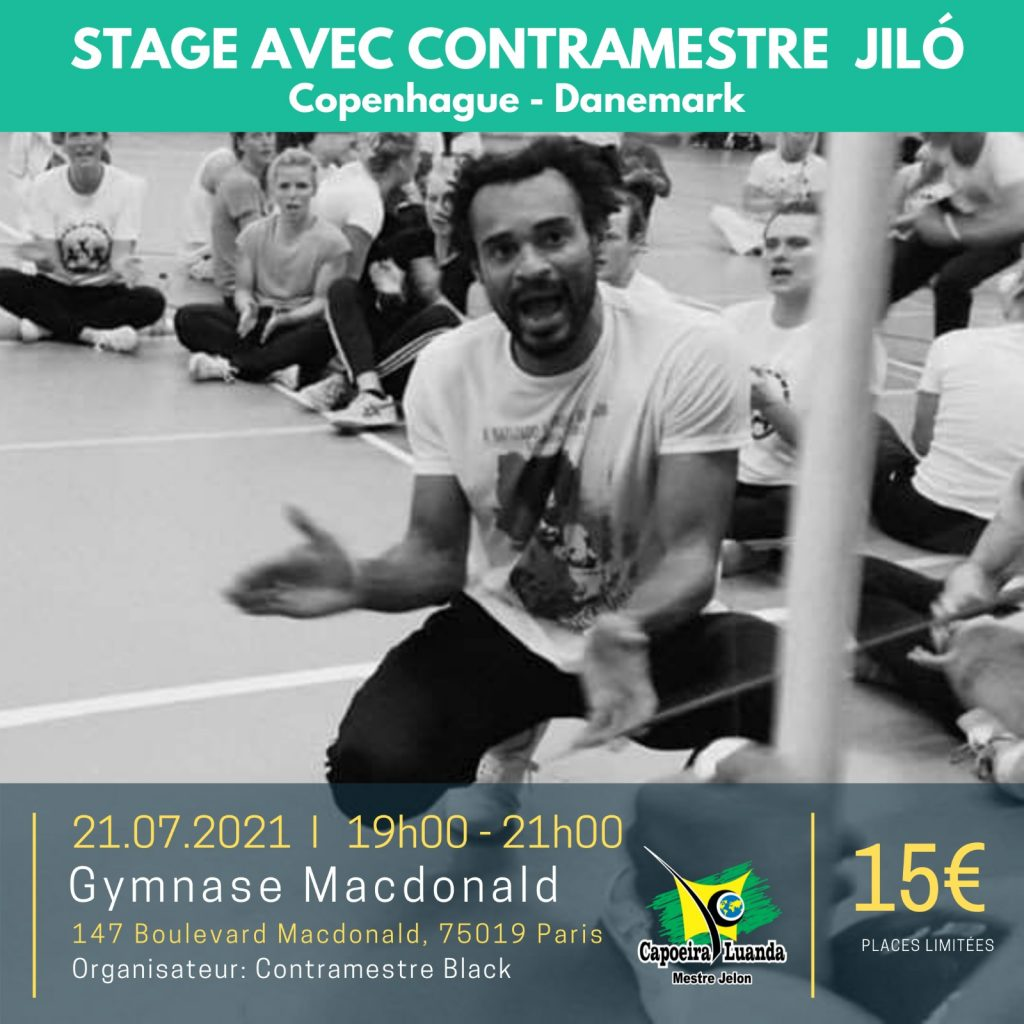 Stage contramestre JILO
