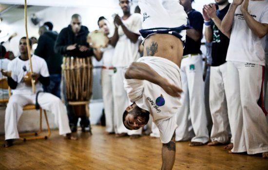 Cours Capoeira Paris 11